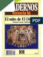 Cuadernos De Historia 16 101 El Mito De El Dorado 1985.pdf