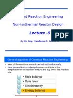 Advanced Reaction -Lecture_5