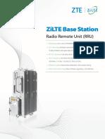 ZTE_ZiLTE Base Station