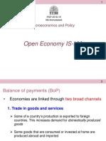 Open Economy Slides
