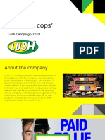 Unit 20_ Lush Campaign