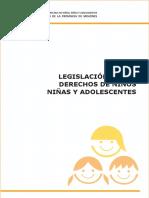 Compendio de Leyes Dcho de Los Niños y Adolescentes