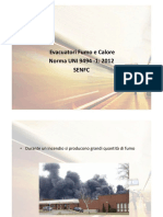 Evacuatori Fumo e Calore Senfc