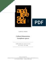 SAMUEL WEEKS CULTURAL DIMENSIONS LUSOPHONE AFRICA.pdf