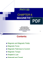 Chapter 6 Magnetism