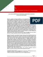 Discurso Midiático e Sociedade (1)