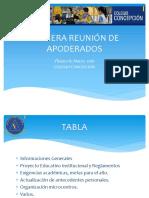 PRIMERA REUNIÓN DE APODERADOS.pptx