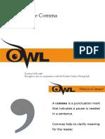 OWL+Commas+PPT