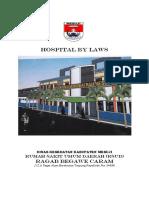 Sk Dir Ttg Hospital Bylaws