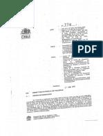 ORD. 779 DNV Procedimiento Solicitud de Accesos