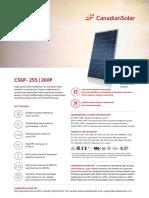 Canadian Solar Data Sheet (2)