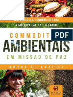 COMMODITIES AMBIENTAIS Ambientais em Missão de Paz