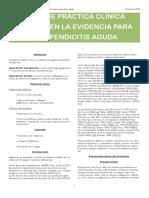 Guía práctica clínica del manejo de la apendicectomía. HUVH 2006_0.pdf