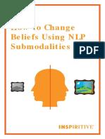 How to Change Beliefs Using NLP Submodalities