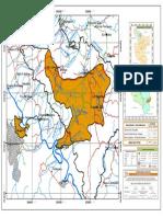 Mapa N° 02 AREA DE ESTUDIO DEL PROYECTO