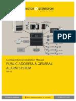 PA_VA Configuration & Installation Manual
