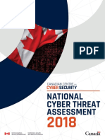 National Cyber Threat Assessment 2018