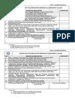 Checklist Rawat Jalan