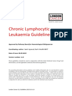 Chronic Lymphocytic Leukaemia London Cancer Guidelines