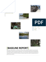Baseline Assessment Report of MEMP