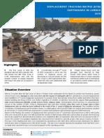 Lombok DTM Report Nov 2018