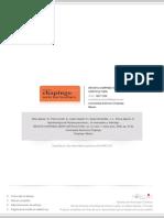 Agrofenologia de Physalis Peruviana en Invernadero y Fertirriego