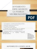 Movimiento Codificador en La Familia Neorromanista2