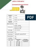 YSK Magmeter
