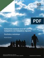 Estimaciones mundiales sobre los trabajadores migrantes internacionales