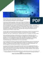 Access Epi Genetics