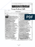 Love's Labour's Lost - William Shakespeare - FACSIMIL ( FIRST FOLIO) - PDF