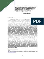 Micronutrientes aditivos para suínos