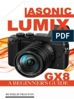 Panasonic Lumix GX8 a Beginner's Guide - Philip Tranton