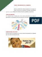 Promocion y Prevencion de La Diabetes