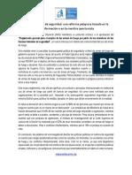 Comunicado Reglamento Armas y Ffss-Diciembre 2018