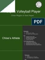 adopt a volleyball player