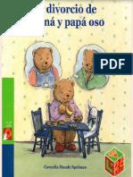 El Divorsio de Papa Oso