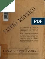 palitometricola00ferr