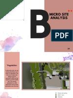 Kampung Pulai Site Analysis (Micro Site)