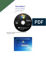Quitar Contraseña de Windows 7
