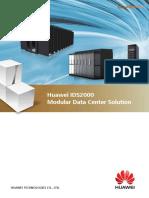 Huawei IDS2000 Modular Data Center Solution Brochure