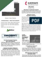 Bulletin Supplement December 9, 2018 PDF