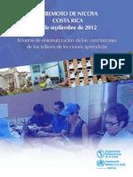 Informe de sistematización de conclusiones lecciones aprendidas, Terremoto de Nicoya, Costa Rica, 2012.pdf