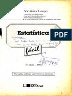 Estatística Fácil - Antônio Arnot Crespo - 02