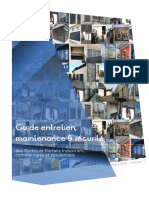 KONE GuideEntretienMaintenanceSécurité 2016