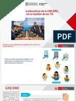 Ppt  Actores y Roles Para la Implementación de las Tics en las Instituciones Educativas