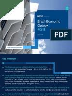 Brazil Economic Outlook 4Q18