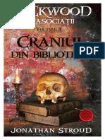 [Lockwood Si Asociatii] 02 Craniul Din Biblioteca