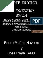 El Erotismo en La Hª Del Arte. Desde La Prehistoria Hasta La Edad Media