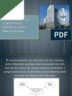 Victimas Ante La Corte Penal Internacional